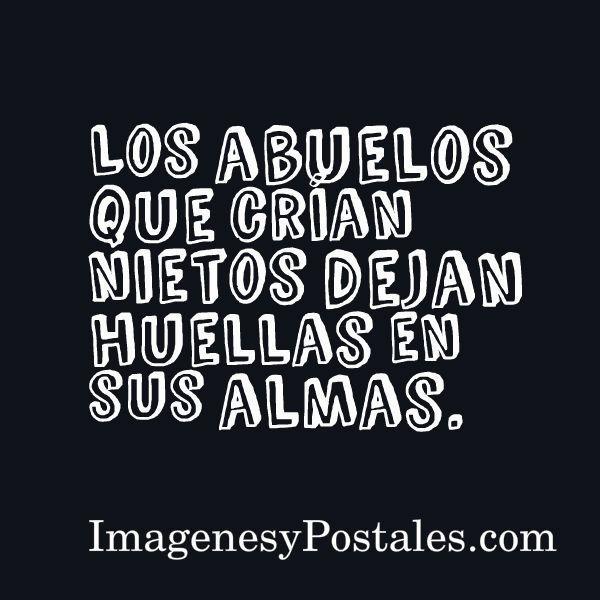 Las mejores tarjetas postales para Abuelos y Nietos para compartir gratis por Facebook o Twitter a tus familiares con frases y mensajes para enviar.