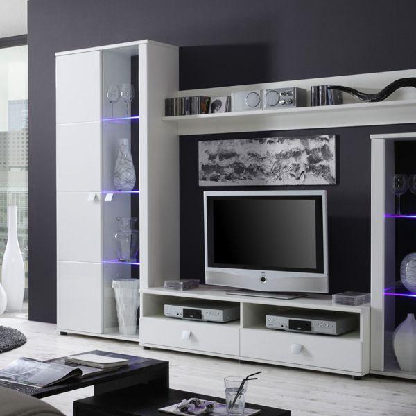 Rack para lcd buscar con google decoracion del hogar for Muebles organizadores para living