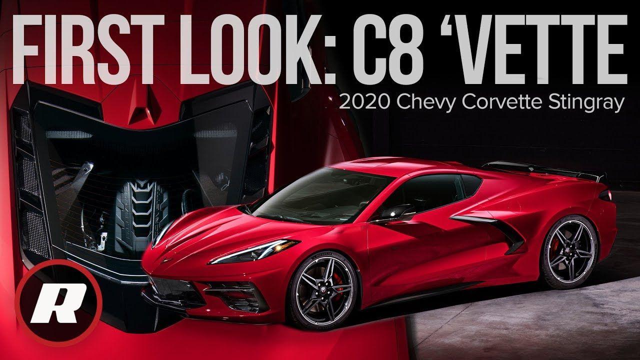 2020 C8 Corvette Reveal Chevy S Mid Engine Supercar Hunter Super Cars Corvette Corvette Stingray