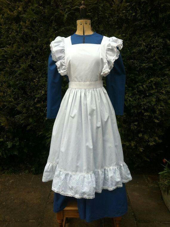 schürze viktorianische zeit | kleidung, schöne kleider