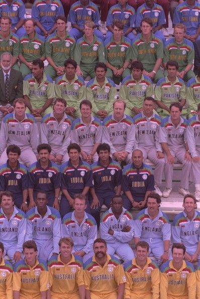 1992 Cricket World Cup Australia And New Zealand Cricket