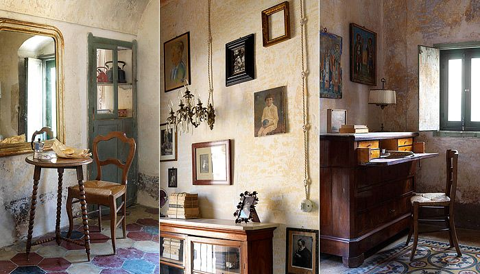 Sicilian Interiors By Architect Viviana Haddad Sicily