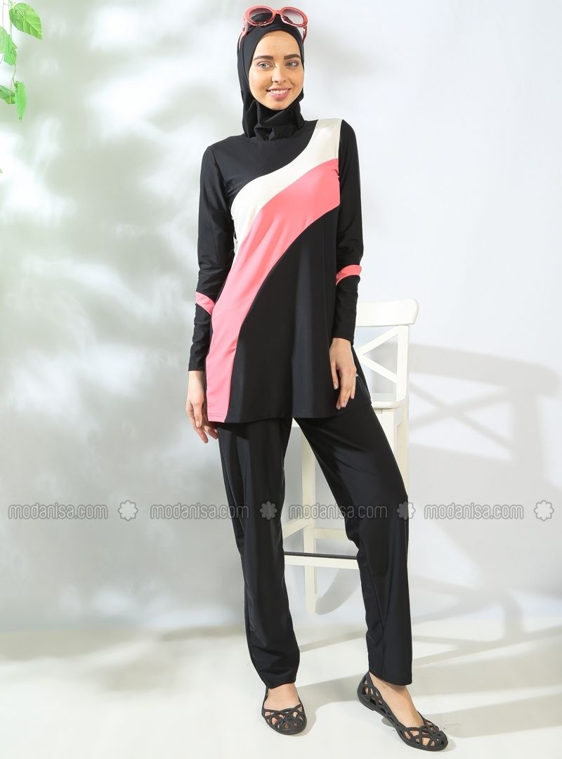43ec2171b12 www.modanisa.com Sports Hijab, Islamic Fashion, Hijab Outfit, Sport Wear