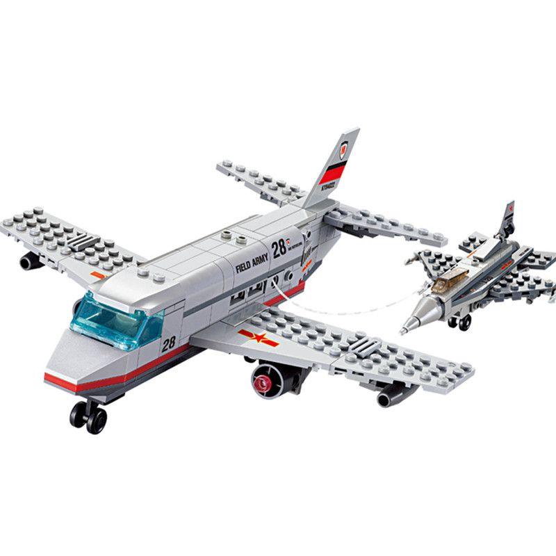 14884022-Russia Tanker Airplane Fighter Building Block Sets 255PCS Educational Jigsaw DIY Construction Bricks Toys
