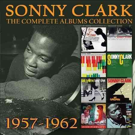 Sonny Clark - Complete Albums Collection: 1957-1962: Sonny Clark