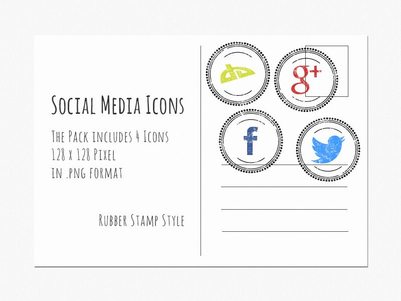 Social Media Icons By Sirri R P Deviantart Com On Deviantart