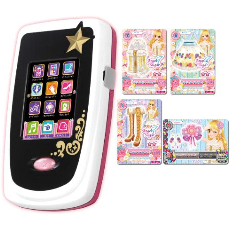 BANDAI Aikatsu Phone Smart Card JAPAN ANIME >>> Read More