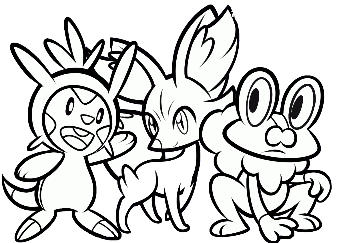 Desenho De Pokemon Lendarios Para Colorir Tudodesenhos Imprimir