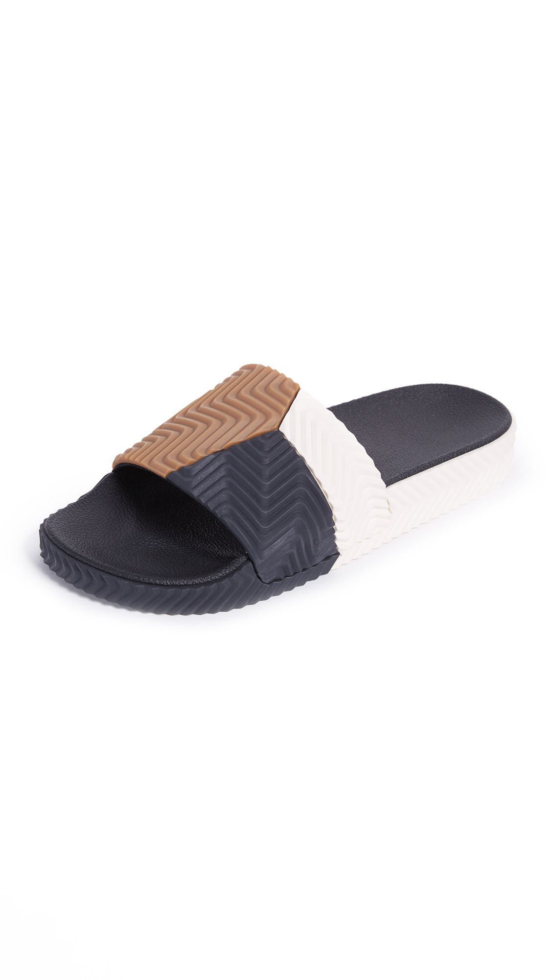 bc9e1f9553f4c ADIDAS ORIGINALS BY ALEXANDER WANG AW ADILETTE SANDALS.   adidasoriginalsbyalexanderwang  shoes