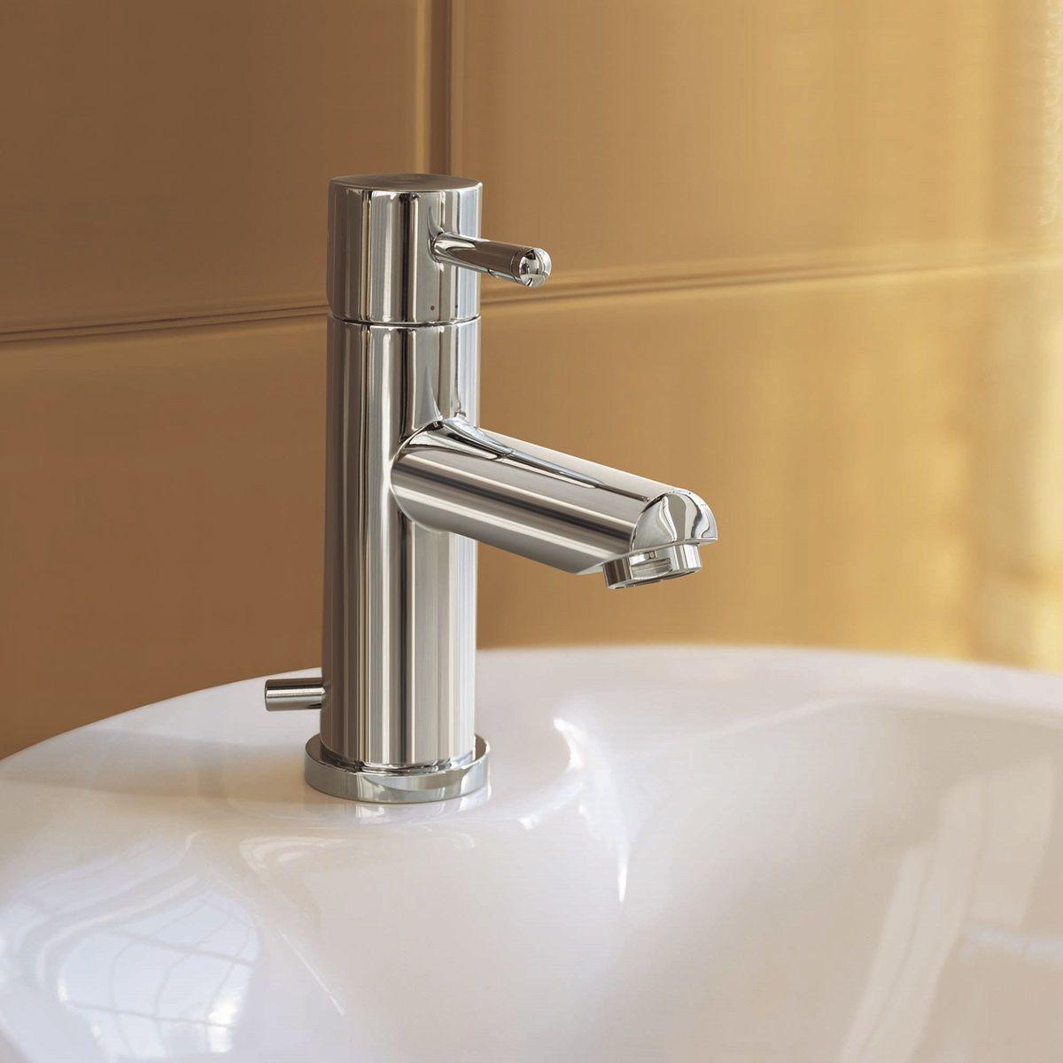 Bathroom Sink Faucets Serin 1 Handle Monoblock Bathroom Faucet