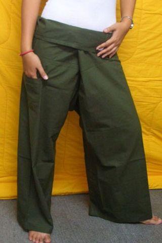 Thai fisherman wrap pants