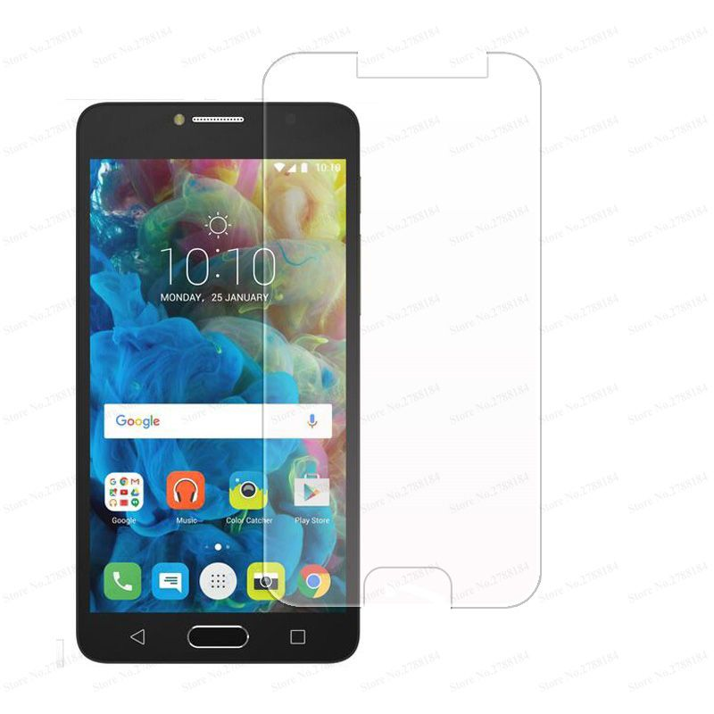 """Screen Guard Tempered Glass For Alcatel One Touch Pop 4S 5.5"""" 5095B 5095I 5095K 5095Y Protective Screen Film"""