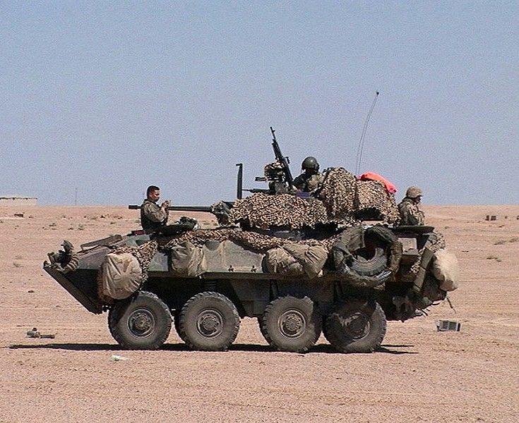Usmarines Lav Iraq Lav 25 Tanks Military Usmc