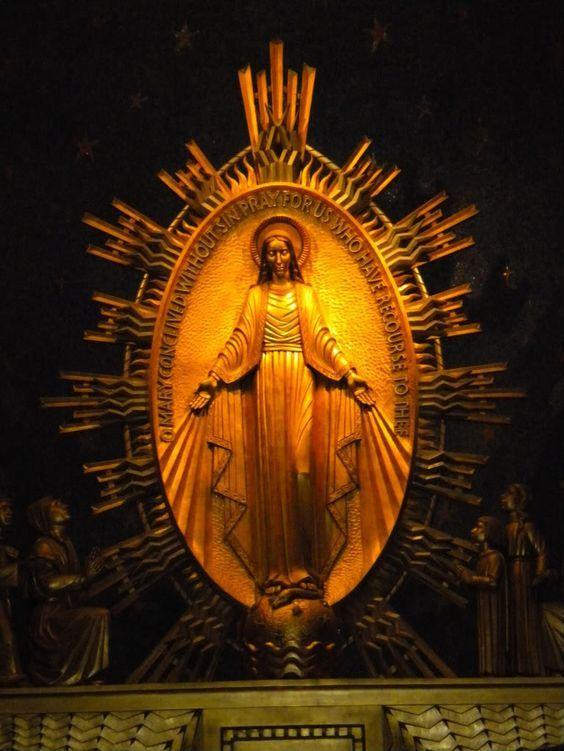 August queen of heaven