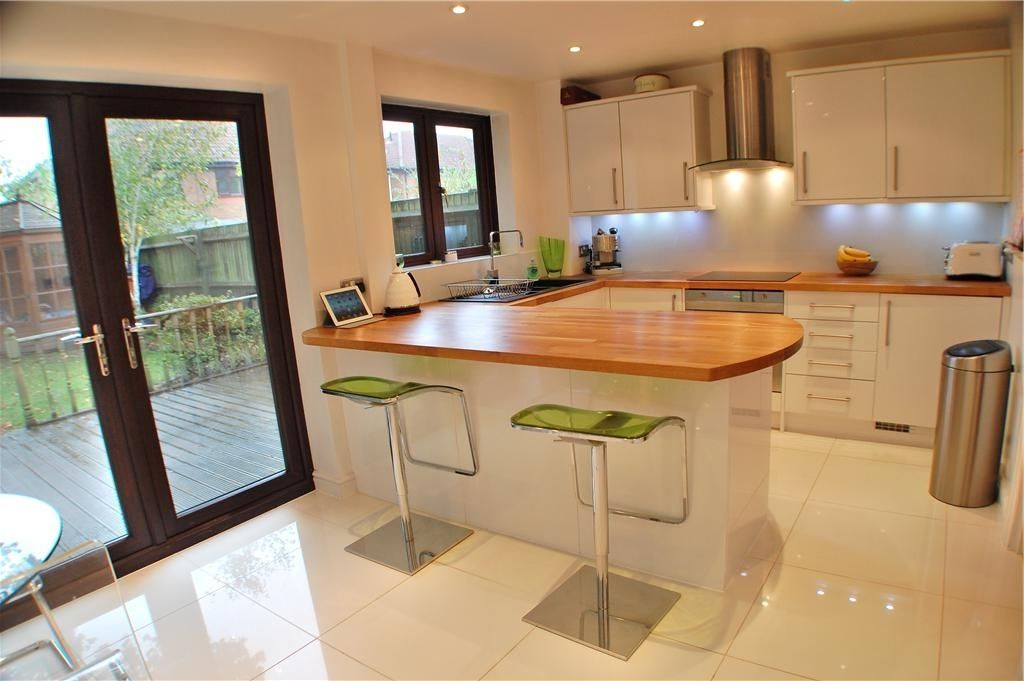 Gallery small kitchen diner ideas small kitchen extension for Small kitchen ideas uk