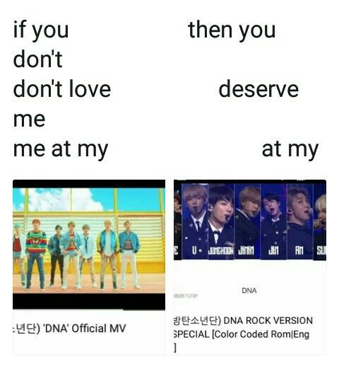 If you dont love me at my meme origin