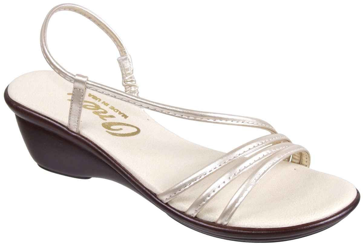 Strappy Sandals Low Heel