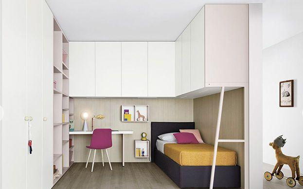 Unisex children\u0027s bedroom furniture set ROOM 08 Battistella idées