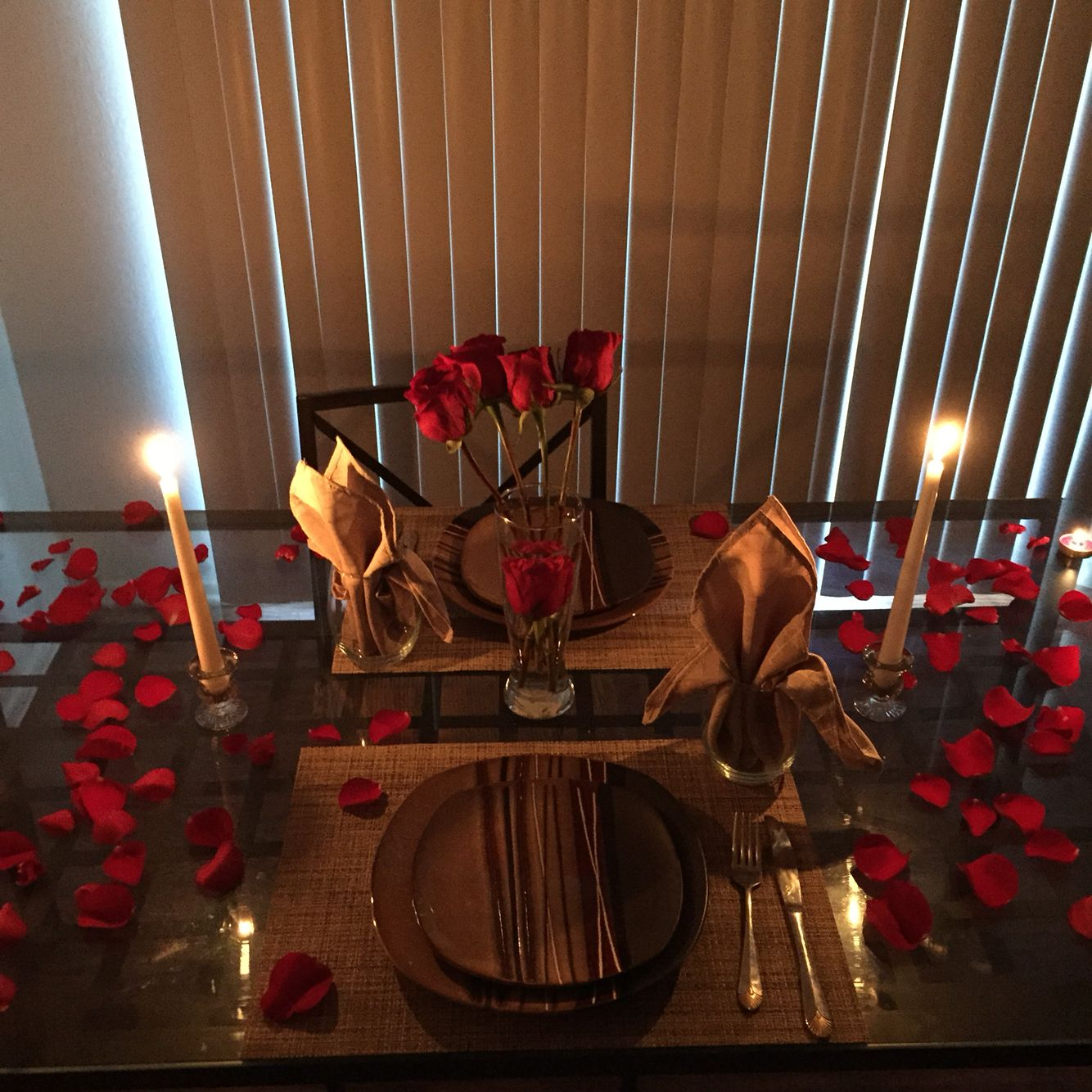 Que Tal Sorprender A Tu Marido Con Una Cena Romantica