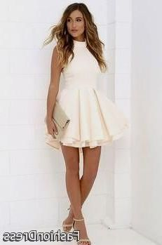 2d8c5de1f55 Nice high school graduation dresses pinterest 2017-2018
