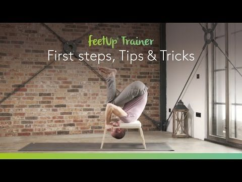 feetup® trainer  introduction  first steps tips