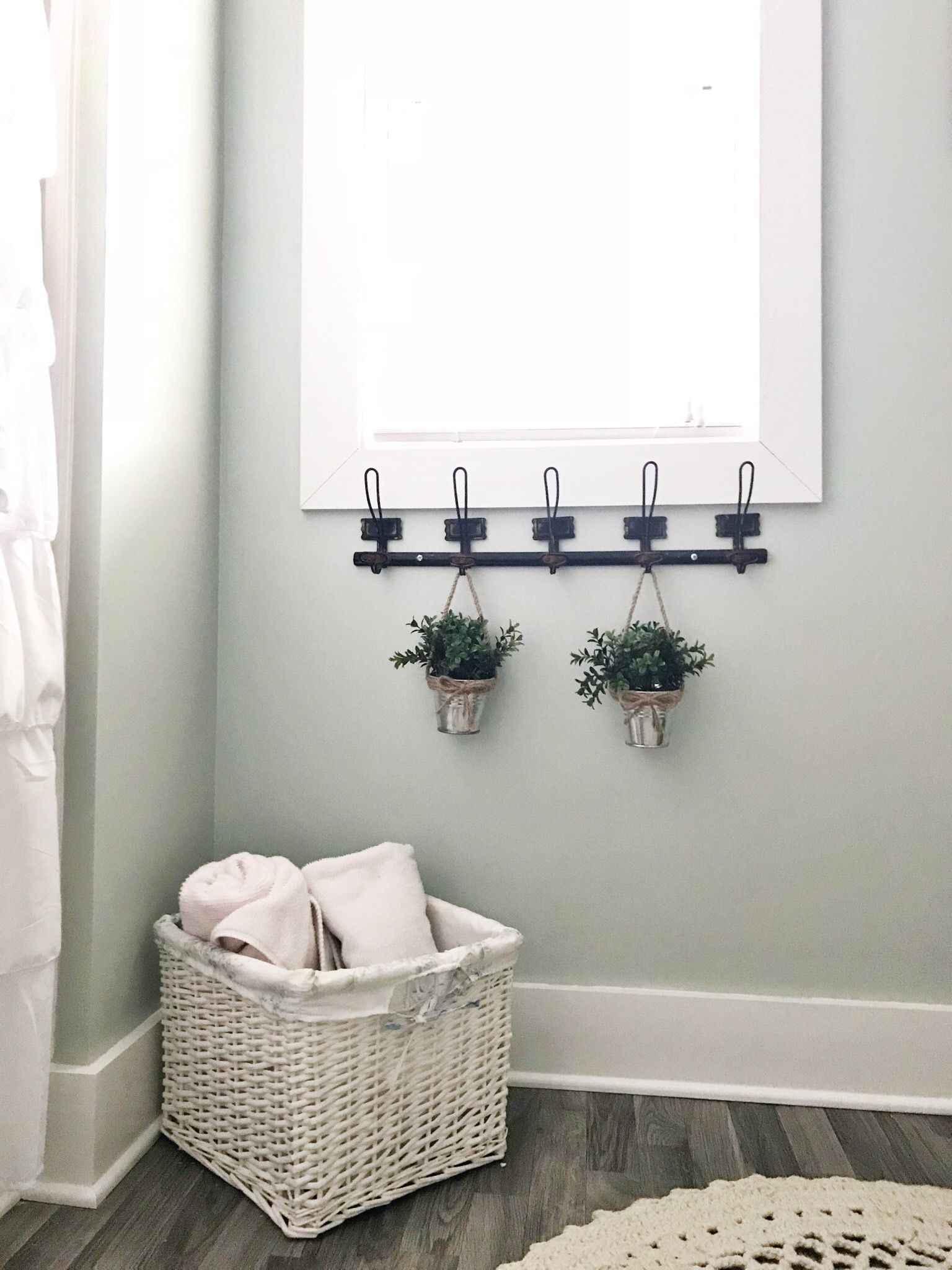 Home Styling Tips | For The Home | Bathroom Paint Colors, Small