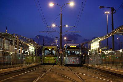 Eminonu Tram