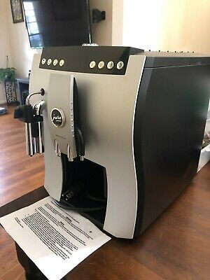 jura impressa z5 One Touch Super Automatic Espresso Machine(MFG Refurbished) #juraimpressa