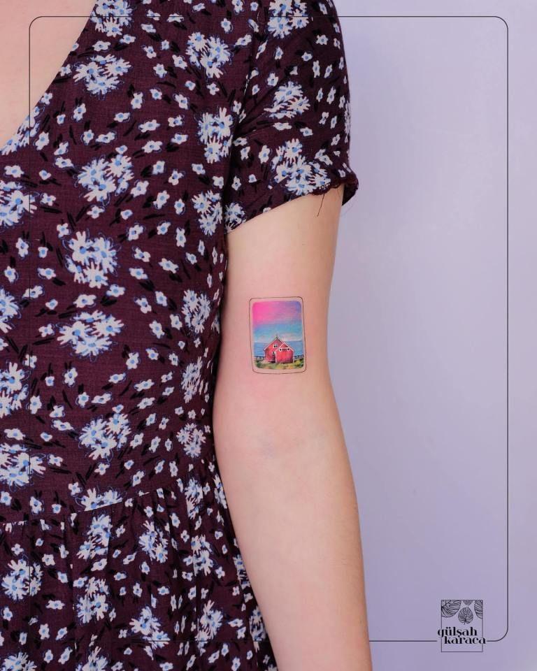 Kadınlar için Birbirinden Harika Minimalist Dövmeler | Dövme Sanatı #kadınlariçindövmeler