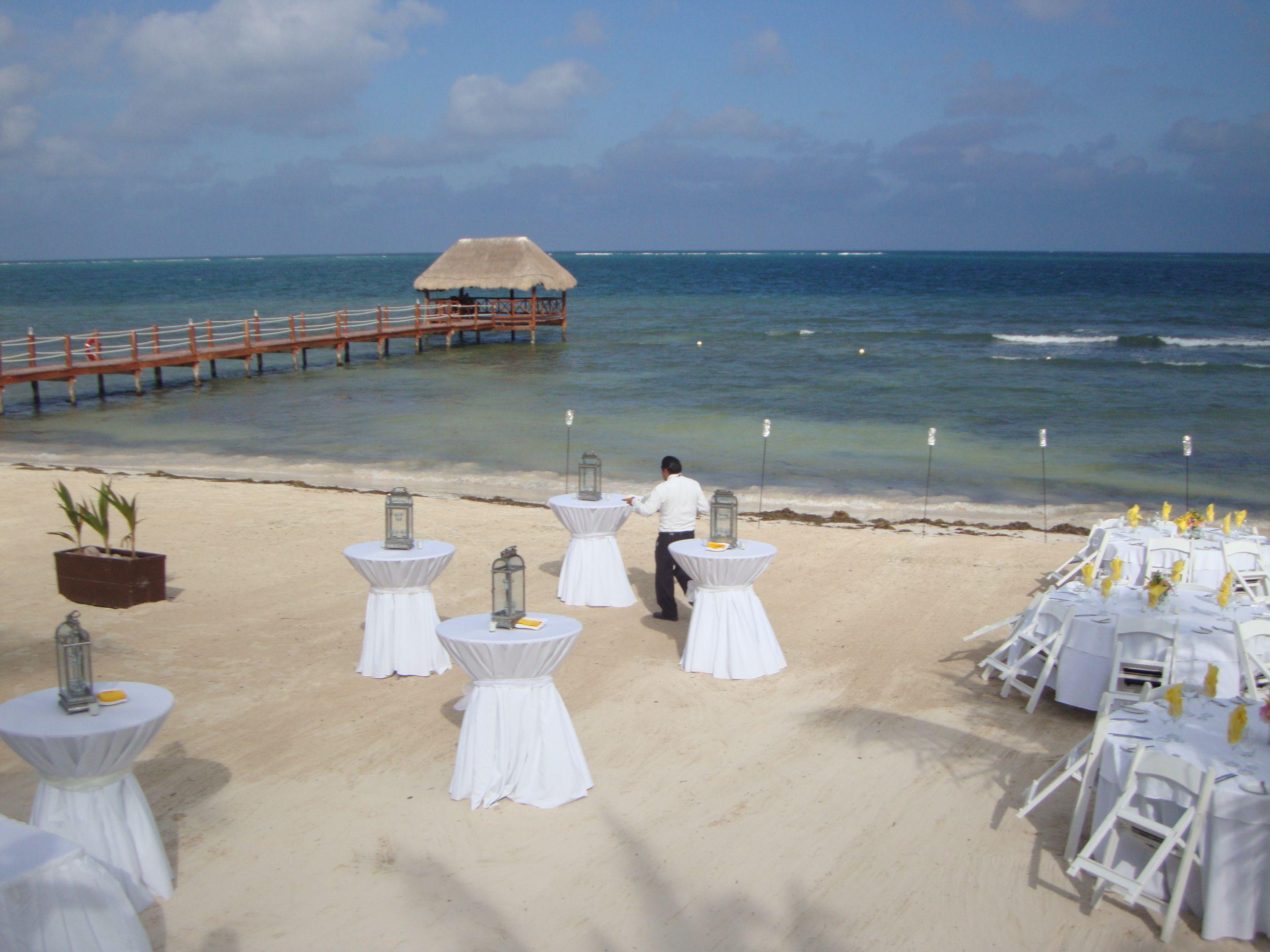 Wedding Azul Sensatori Mexico All Inclusive Family Resort