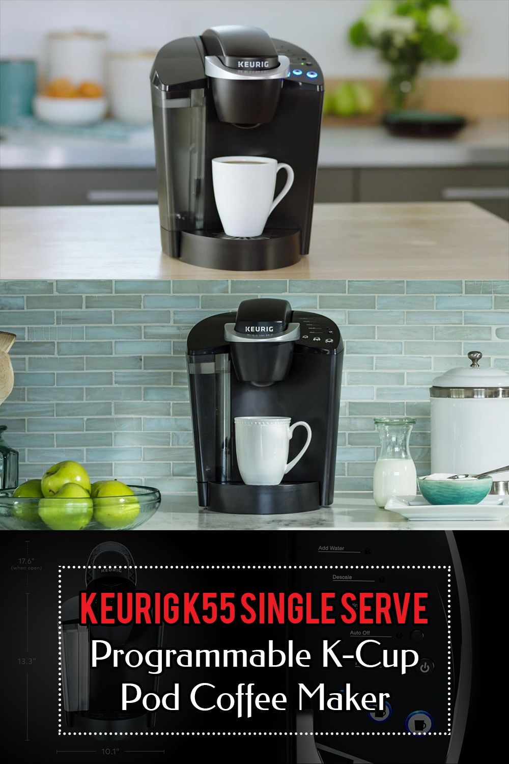 Top 10 Single Cup Coffee Makers Mar 2019 Reviews Buyers Guide