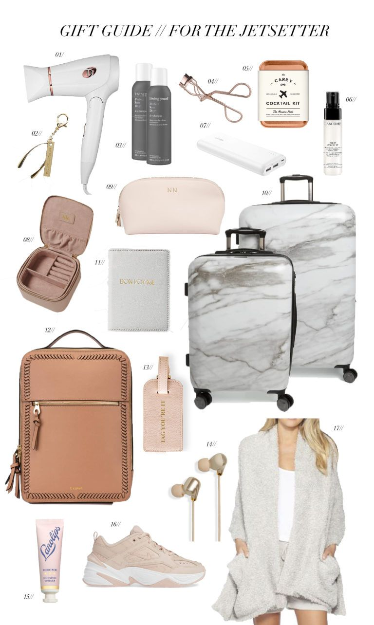Gift Guide // The Best Gift Ideas For Travelers   Cella Jane