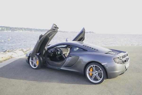 AAA Luxury & Sport Car Rental McLaren MP412C Sports