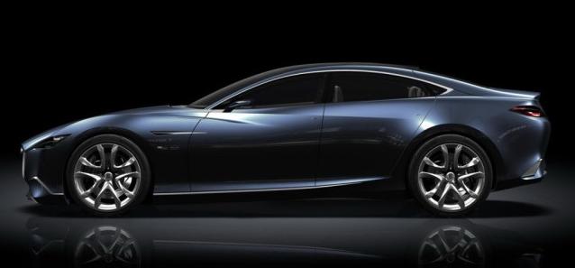 Mazda mx6 2017