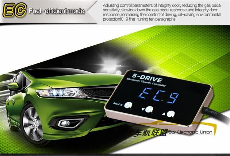 Power commander Car electronic Throttle Response