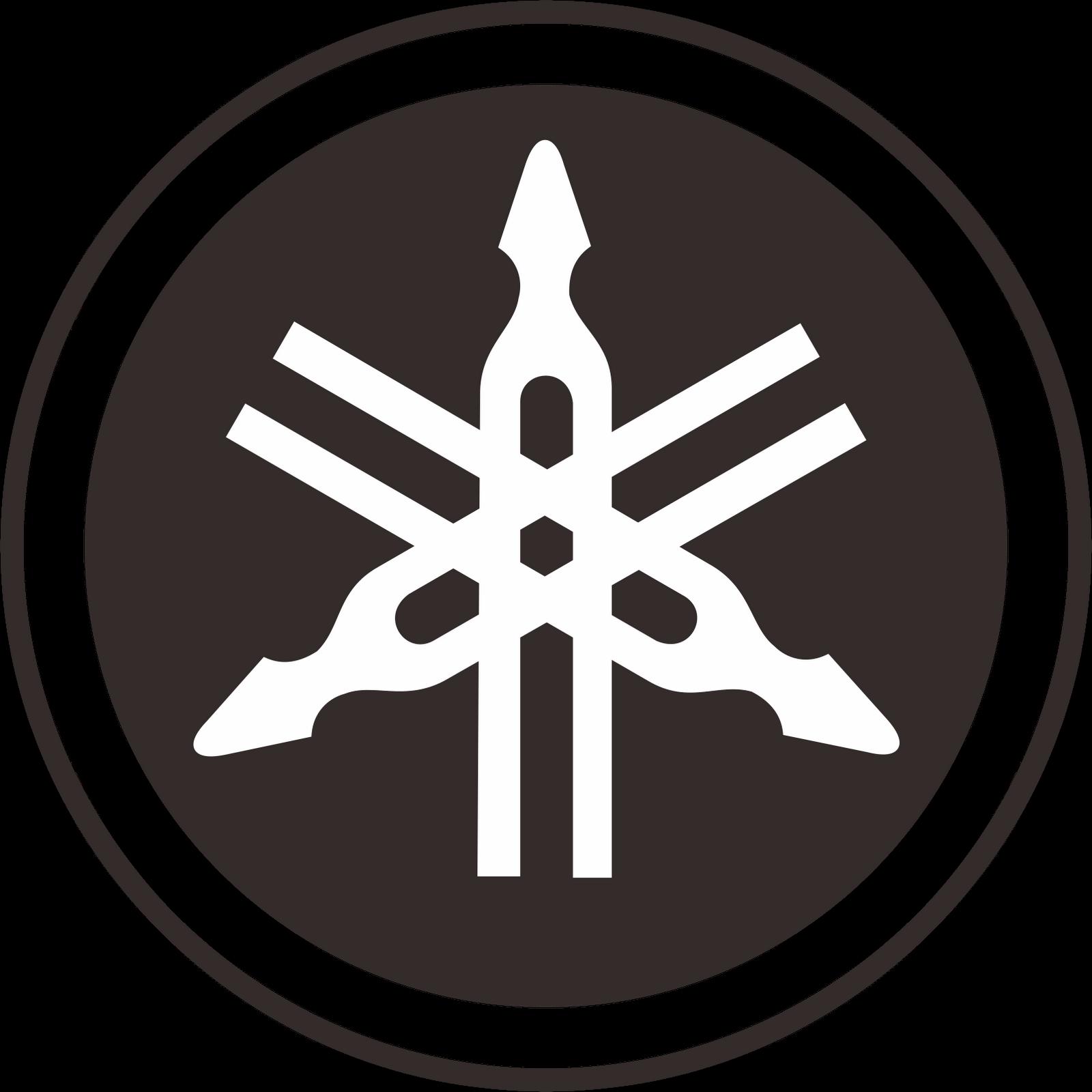 Yamaha logo sticker google zoeken