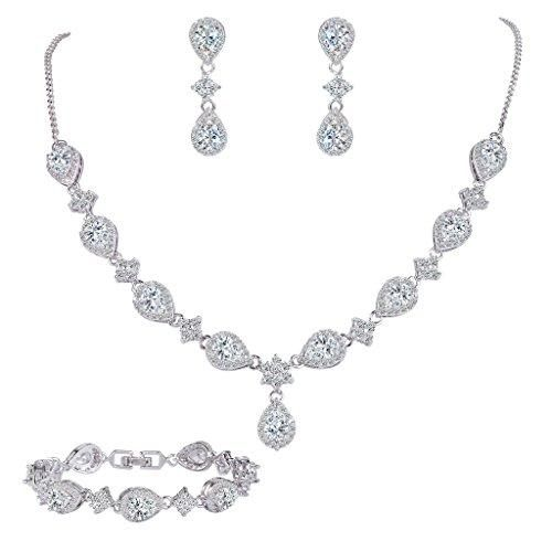 Appropriate Cash Gift For Wedding: - Made Of Crafted Environmental Friendly Cubic Zirconias