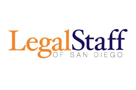 Logo For Legal Staff Of San Diego New Jersey Graphic Design Nj Graphic Design Nj Logo Design Web Design New Jersey Custom Logos Web Design Logo Design