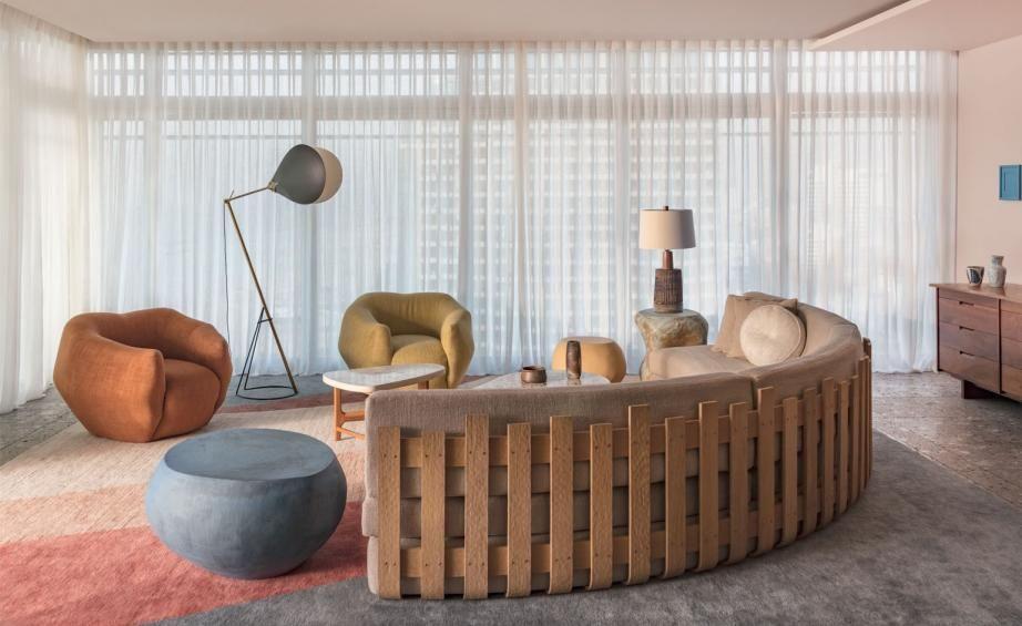 Pierre Yovanovitch Wins Wallpaper Design Award For Designer Of The Year 2019 Pierre Yovanovitch Interior Design Apartment Interior Design