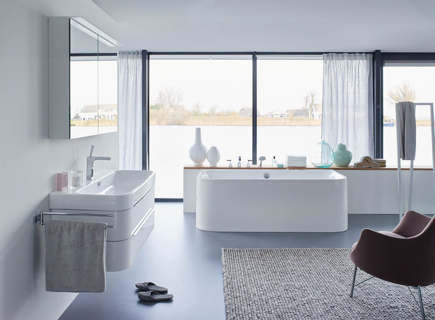 Duravit\'s Happy D.2 collection currently has 30% off in the winter ...