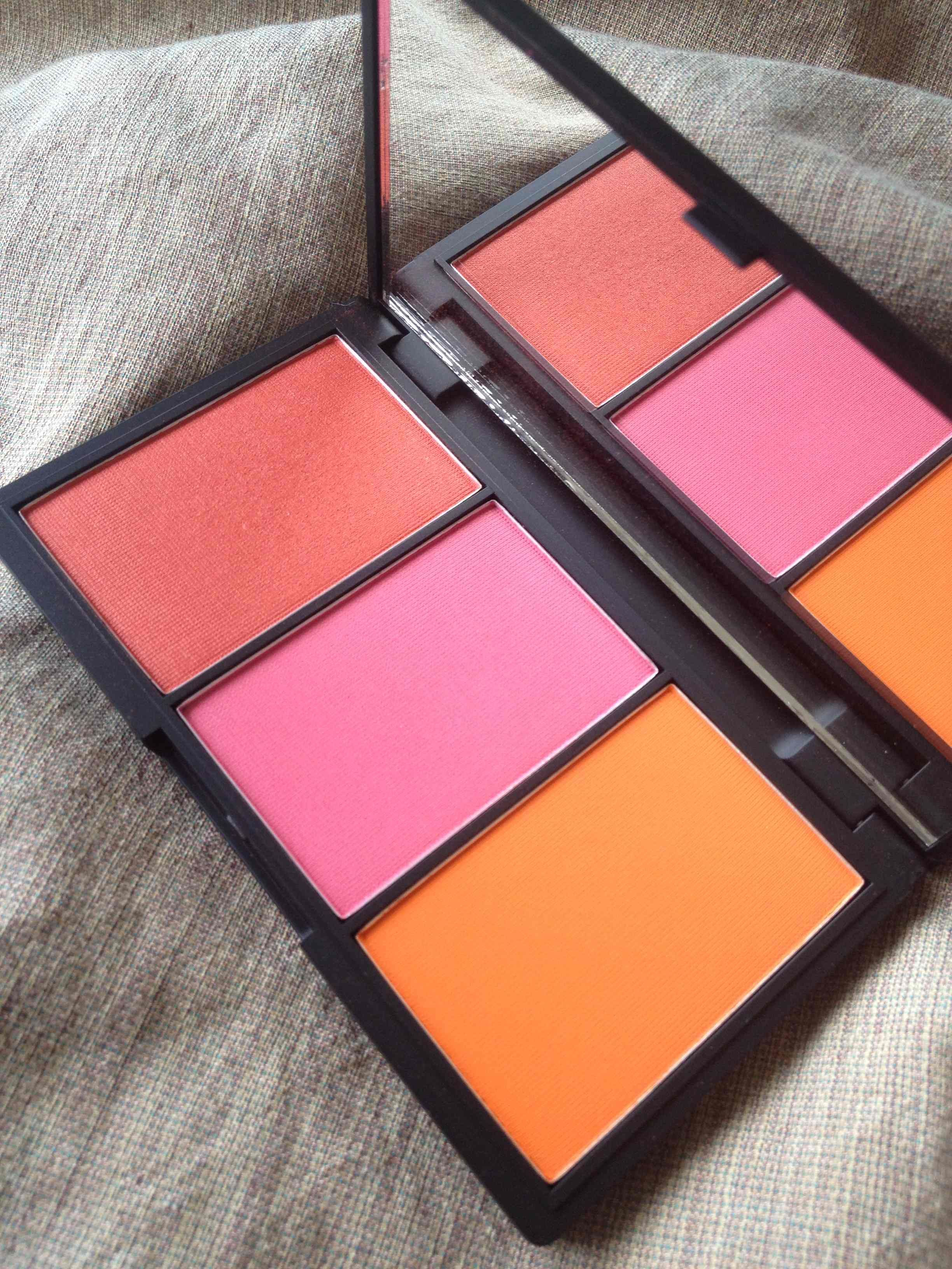 "Sleek Makeup Blush By 3 in ""Pumpkin"""