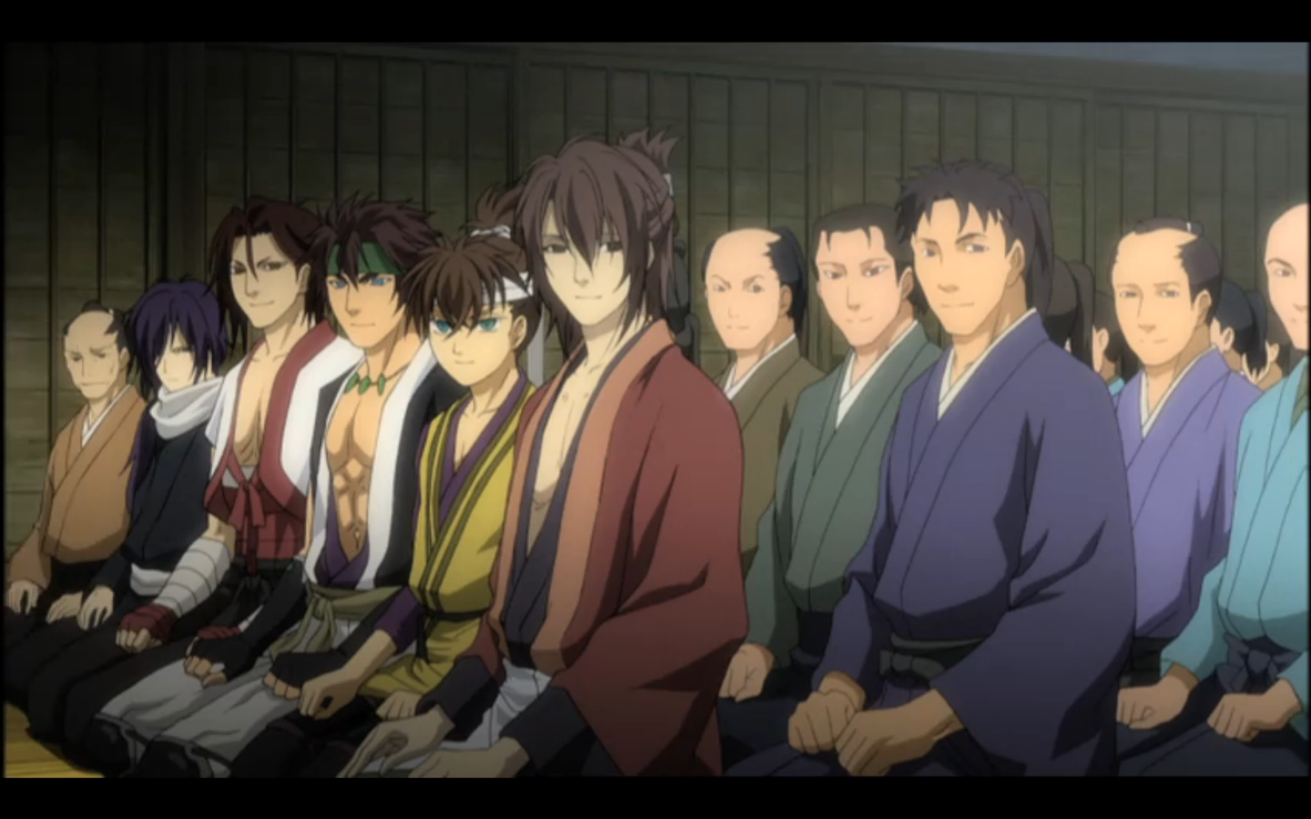 Best Anime Wallpaper: Hakuouki Shinsengumi Kitan, 627948, Anime