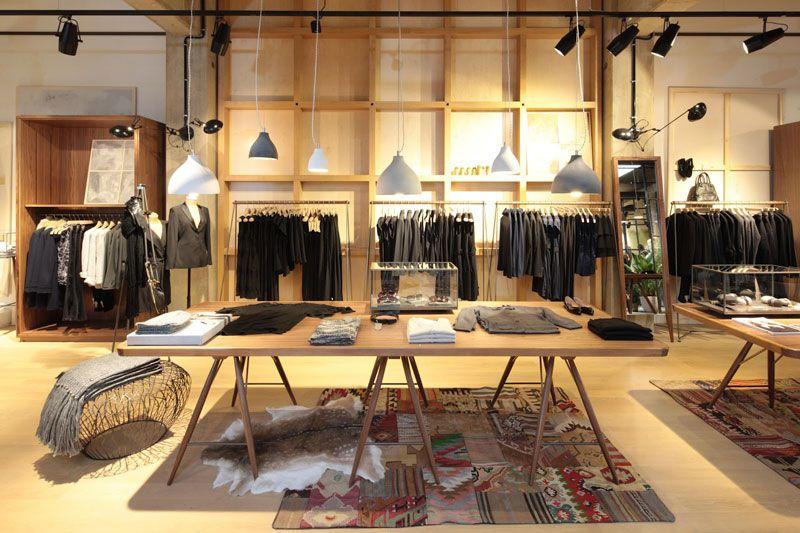arredamento negozi di abbigliamento roma shops