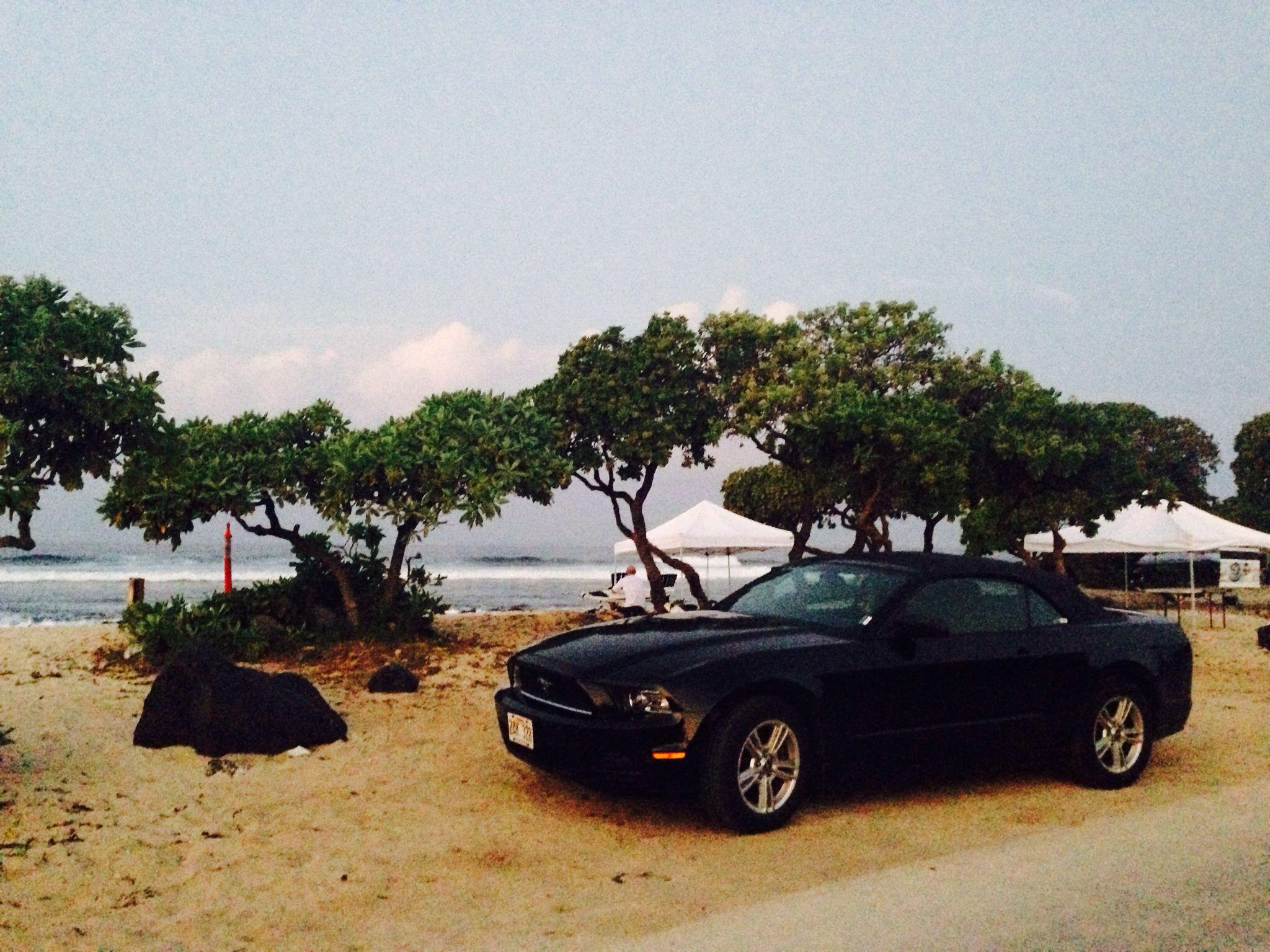Mustang Convertible Hawaii Car Rental Mustang Convertible Car