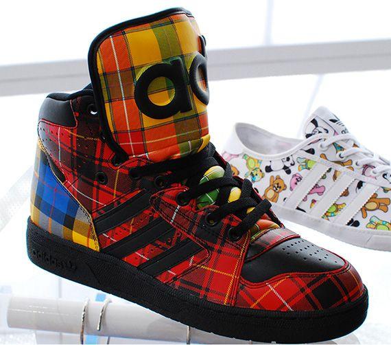 5eb65db9b38f Jeremy Scott x adidas Forum