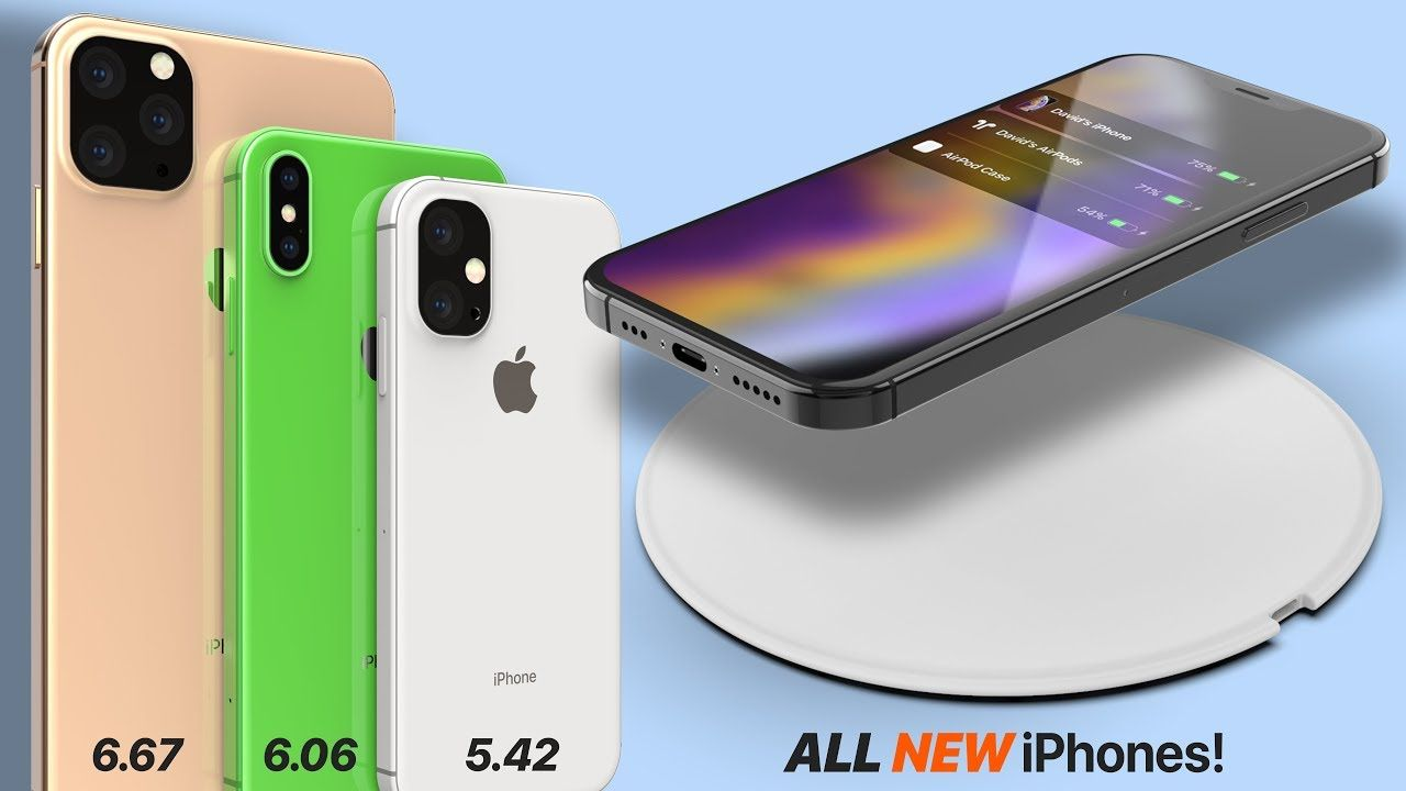 New Iphones 2020.Huge 2020 Iphone Leaks Exclusive News Why Airpower Really