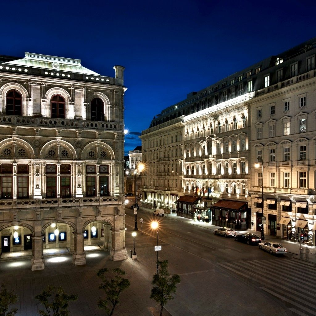 Hotel Sacher Wien Vienna Austria. #jetsetter World