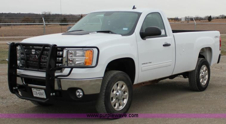 J2285 Jpg 2014 Gmc Sierra 2500hd Sle Pickup Truck 27 196