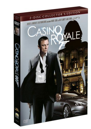 Casino royale james bond dvd icm training poker