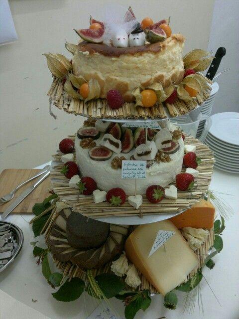 Hochzeitsgaste Kasekuchen Kase Hochzeit Cheese Cheesecake